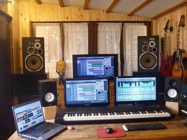 prise live studio d 39 enregistrement. Black Bedroom Furniture Sets. Home Design Ideas